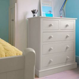 Charterhouse 3+2 Children's Chest Of Drawers - Taupe