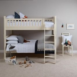 Charterhouse Bunk Bed - Antique White