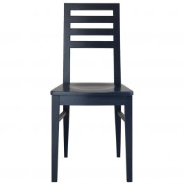 Child's Ladderback Chair - Prussian Blue
