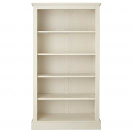 Milne Tall Children's Bookcase - Antique White