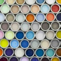 Children's Furniture Touch-Up Paint Pots - Taupe