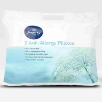 Children's Anti-Allergenic Pillows - Pair