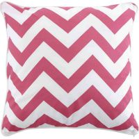 Chevron & Roundel Children's Cushion