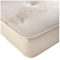 Children's Raised Bed Mattress Super Deluxe - Bamboo (single)