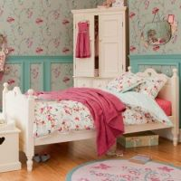 Belvoir Childs Wooden Single Bed, Childs White Single Bed, Childrens Wooden Single Bed, Childrens White Single Bed, Kids Wooden Single Bed, Kids White Single Bed