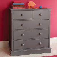Charterhouse Childs Wooden Chest Of Drawers, Childs Grey Chest Of Drawers, Childrens Wooden Chest Of Drawers, Childrens Grey Chest Of Drawers, Kids Wooden Chest Of Drawers, Kids Grey Chest Of Drawers