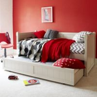 Charterhouse Daybed With Trundle - Taupe