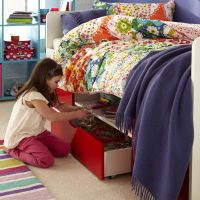 Southside Childs Wooden Cabin Bed with Drawers, Childs Cabin Bed, Children's Wooden Cabin Bed