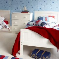 Milford Childs Bottom Bunk Bed, Childrens Wooden Bunk Bed | Aspace