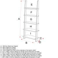 Tessera Kids Wooden Bookshelf Size Specifications, Childs Wooden Bookshelf Size Specifications, Childrens Wooden Bookshelf Size Specifications