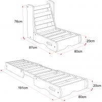 Warwick Futon Size Specifications