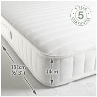 Childs Memory Mattress Maxi Cool (single)