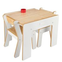 Children's Play Table and Chairs Funstation