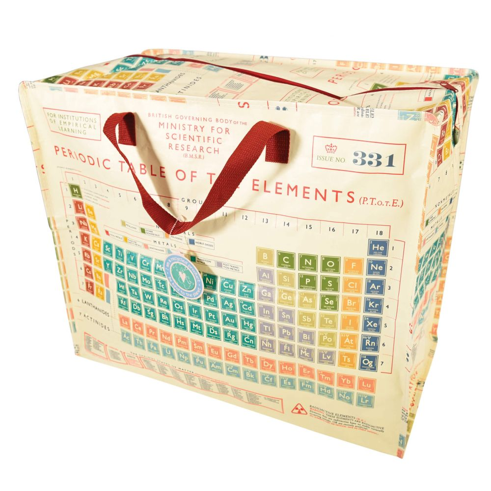 Periodic Table Jumbo Bag