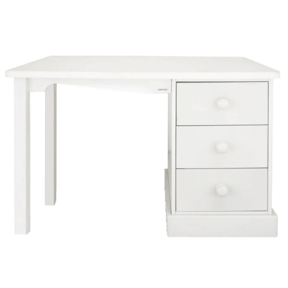 Childs Wooden Desk, Childs White Desk, Childrens Wooden Desk, Childrens White Desk, Kids Wooden Desk, Kids White Desk