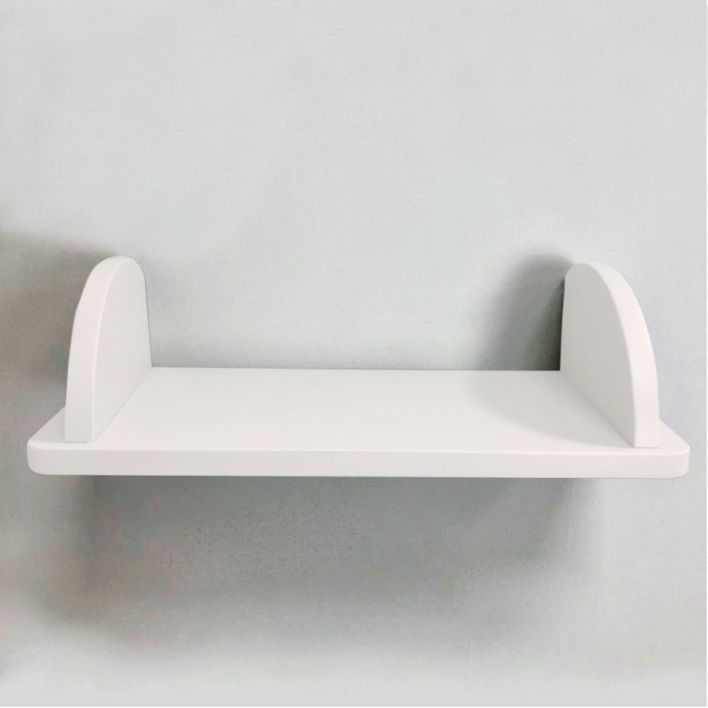 Children's Hook-On Shelf - Silk White