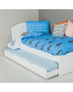 Childs Wooden Trundle Bed, Childs White Trundle Bed, Childrens Wooden Trundle Bed, Childrens White Trundle Bed, Kids Wooden Trundle Bed, Kids White Trundle Bed