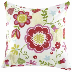 Strawberry Fair Reversible Children's Cushion