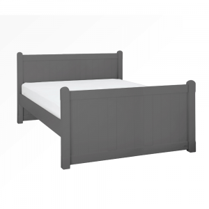 Charterhouse Children's Double Bed - Dark Grey