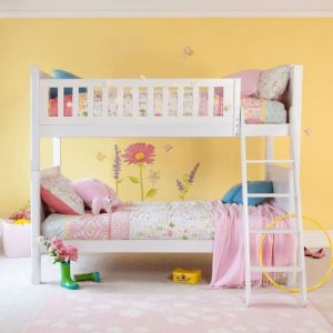 Charterhouse Bunk Bed - Silk White