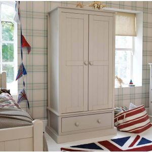 Charterhouse Childs Wooden Armoire, Childrens Wooden Armoire, Kids Wooden Armoire