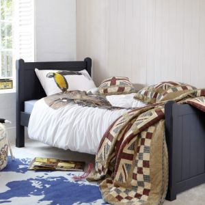 Charterhouse Children's Single Bed - Prussian Blue