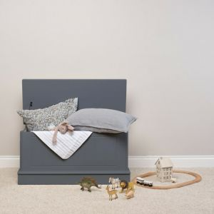 Charterhouse Children's Toy Box - Dark Grey