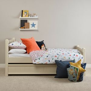 Reversible Children's Duvet Set - Chloe