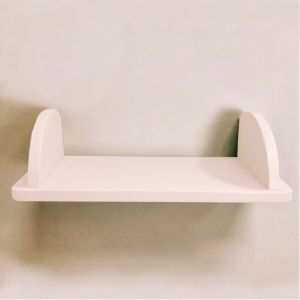 Children's Hook-On Shelf - Antique White