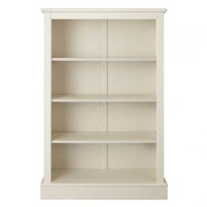 Milne Childs Wooden Bookcase, Childs White Bookcase, Childrens Wooden Bookcase, Childrens White Bookcase, Kids Wooden Bookcase, Kids White Bookcase