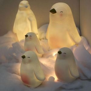 Penguin Bedside Light