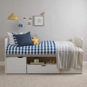 Southside Cabin Bed - White
