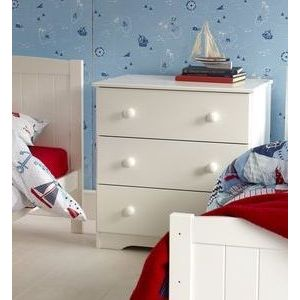 Stowford Childs Wooden Chest Of Drawers, Childs White Chest Of Drawers, Childrens Wooden Chest Of Drawers, Childrens White Chest Of Drawers, Kids Wooden Chest Of Drawers, Kids White Chest Of Drawers