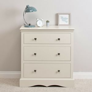 Sweetheart Children's Chest Of Drawers - Antique White