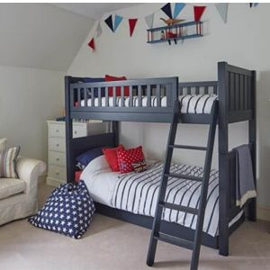 Charterhouse Bunk Bed - Dark Grey