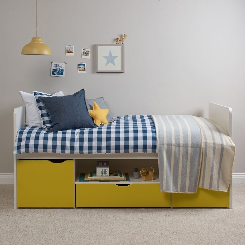 Southside Cabin Bed - Yellow