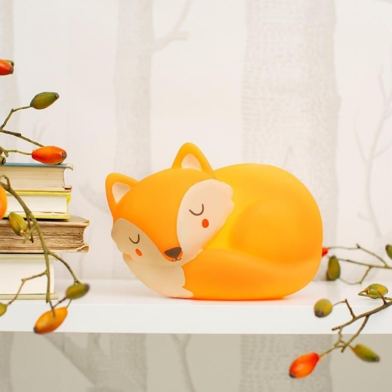 Woodland Fox Night Light