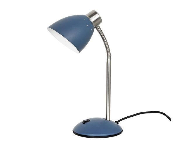 Bedside Table Children's Lamp - Blue