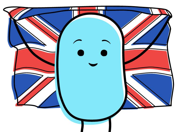 Aspace made in Britain Beanie Graphic