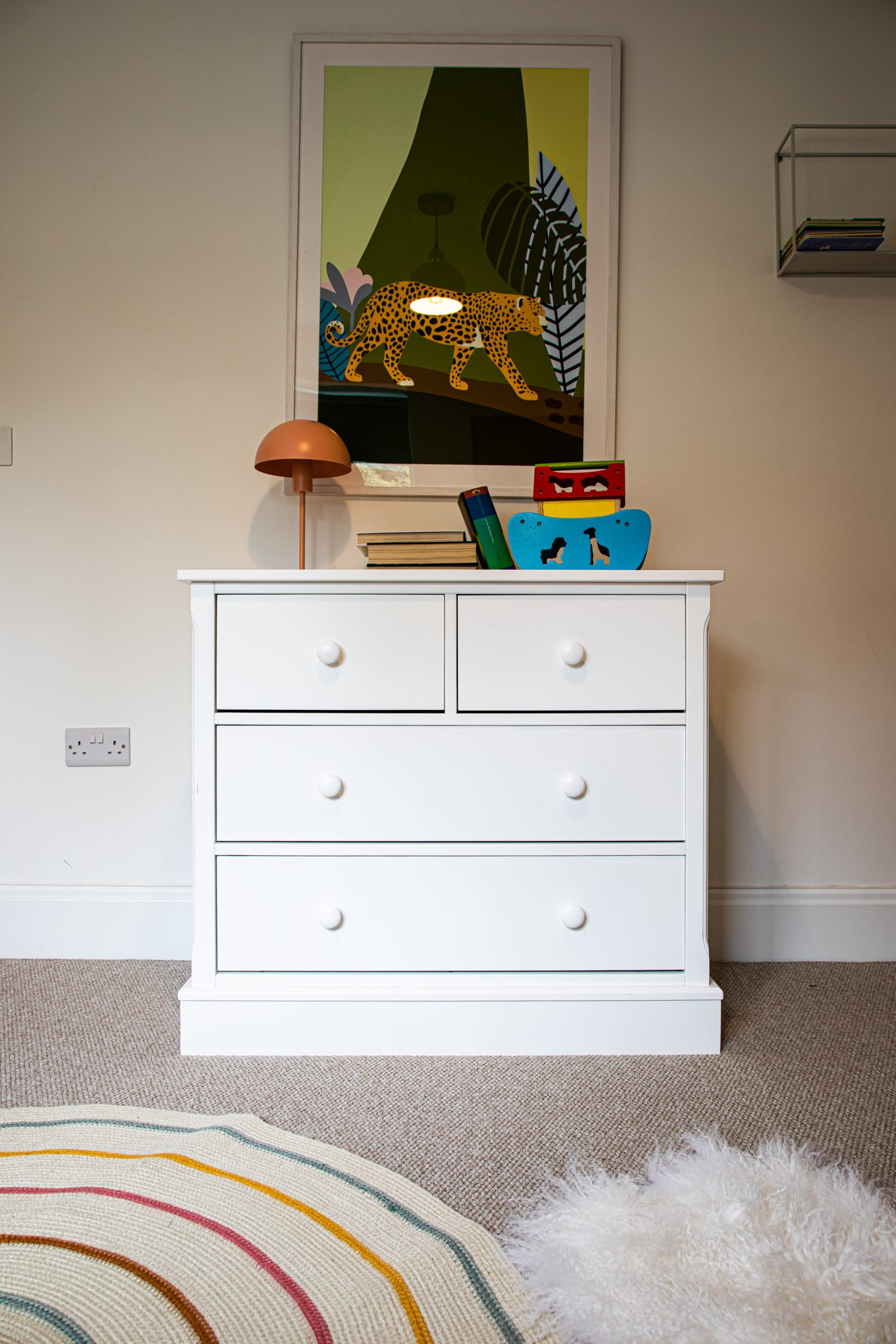 Charterhouse Chest of Drawers