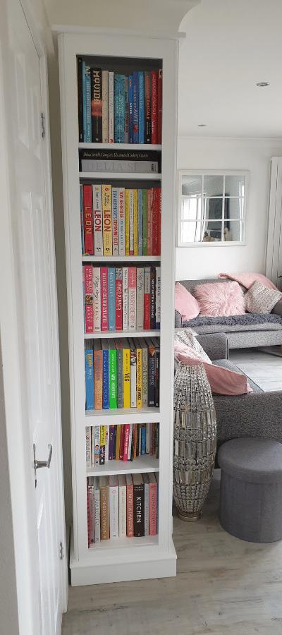 bespoke children's bookcase